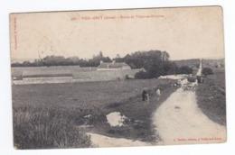 VIEIL ARCY Route De Villers En Prayeres - Other Municipalities