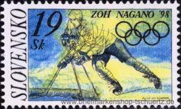 Slowakei 1998, Mi. 301 ** - Slovacchia