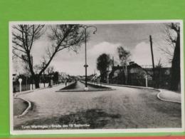 Turek, Warthegau- Strasse Des 13 September. 1942 Sended To Luxembourg - Poland