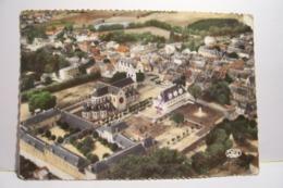 BUZANCAIS   - Vue Générale Aérienne    - ( Pas De Reflet Sur L'original ) - France