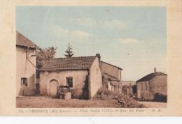 CHOISEUL (Hte Marne): Four Banal Et Rue Du Four - Autres Communes