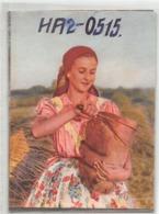 QSL Cards - HA2 - 0515 - YU3CW , Yugoslavia, Slovenija - Hungary - Radio Amatoriale