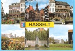Groeten Uit Hasselt-+/-1970-multi-View - Hasselt
