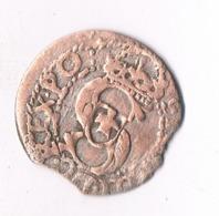 SCHILLING 1617 RIGA LETLAND /8801/ - Lettonie