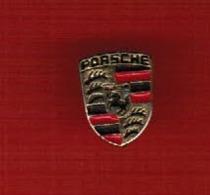 """Pins """"PORSCHE"""" In Metallo Smaltato - Formato Mm.10x13----(lotto 503E) - Porsche"""