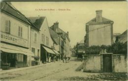 CPA FRANCE - LA SELLE SUR LE BIED - GRANDE RUE - EDICION BOUCHET - 1910s (BG6037) - France