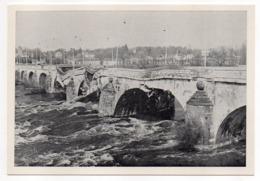 TOURS --Effondrement Du Pont Wilson à Tours-le 9 Avril 1978 ,tirage Numéroté / 2000 Ex (n° 01897) ........ à Saisir - Tours