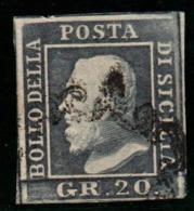 20 Grana Grigio Ardesia (13) Usato, Assott.marg. Sup. Ma Ottimo Aspetto (€ 1.650) - Sicilia