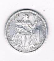 1 FRANC 1994 NIEUW CALEDONIE /8809/ - Nouvelle-Calédonie