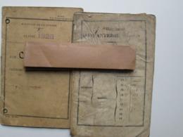 Documents Militaire X2 - Documents