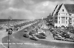 Opel Olympia Rekord,P I,VW Käfer,Bus T1,Simca Aronde,Ford FK...Noordwijk Aan Zee, Gelaufen - Voitures De Tourisme