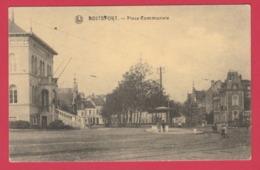 Boitsfort - Place Communale ( Voir Verso - Watermael-Boitsfort - Watermaal-Bosvoorde