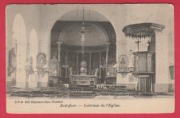 Boitsfort - Intérieur De L'Eglise  - D.V.D. ( Voir Verso) - Watermael-Boitsfort - Watermaal-Bosvoorde