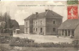 Environs De Pontarlier Bians La Maison Commune - Other Municipalities