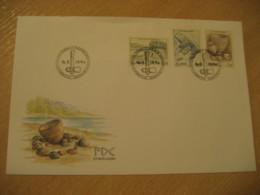 MARIEHAMN 1994 Stenaldern FDC Cancel Cover ALAND Finland Prehistory Prehistoire - Preistoria