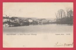 Boitsfort - Vue Sur L'Etang -1905 ( Voir Verso ) - Watermael-Boitsfort - Watermaal-Bosvoorde