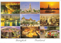 CPM - THAILANDE - BANGKOK - MULTIVUES - Thaïland