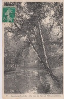 Dept 92  -  GARCHES  - Un Coin Du Parc De Villeneuve L Etang - Other Municipalities