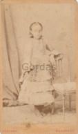 Romania - Bucuresti - Sec. 19 - Photo Franz Duschek - 70x105mm - Antiche (ante 1900)