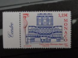 MONACO 2006 Y&T N° 2583 ** - 20e ANNIV. DU CENTRE CARDIO THORACIQUE - Monaco