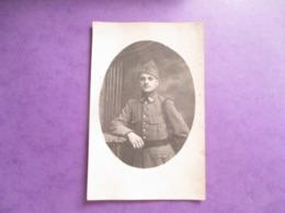 CPA PHOTO MILITAIRES POILUS ? N° COL 156 - Guerre 1914-18