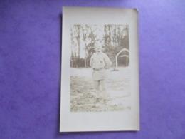 CPA PHOTO MILITAIRE POILU - Guerre 1914-18