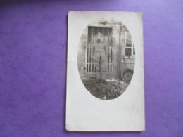 CPA PHOTO MILITAIRE POILU  MOUSTACHES - Guerre 1914-18