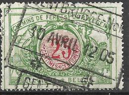 C0.663: GENTBRUGGE-NORD: N°TR 31: Station-Ontvangerij - 1895-1913
