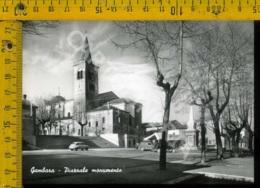 Brescia Gambara Piazzale Monumento - Brescia