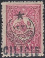 Cilicie Occupation Française - N° 05 (YT) N° 15 (AM) Neuf *. - Cilicia (1919-1921)