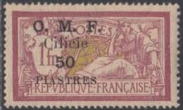 Cilicie Occupation Française - N° 96 (YT) N° 97 (AM) Neuf *. - Cilicia (1919-1921)