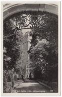 AK Bruck An Der Leitha, Schlosseingang, Gel. 1938 - Bruck An Der Leitha