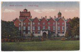 AK Bruck An Der Leitha, Schloss Prugg, Gel. - Bruck An Der Leitha