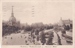 Amsterdam Stadhouderskade En American Hotel Tram Koepelkerk # 1925     581 - Amsterdam