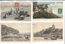 76 - Lot De 20 Cartes Postales Différentes Du TREPORT Seine-Maritime ).   Toutes Scannées - Cartoline
