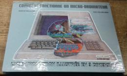 Comment Fonctionne Un Micro-ordinateur (livre Pop-up) - Sciences