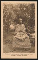 DAHOMEY  UNE VEUVE DE BEHANZIN - Dahomey
