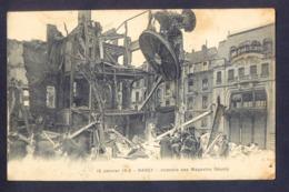 Incendie Des Magasins Réunis De Nancy  (54) - Guerres - Autres