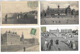 62 - Lot De 20 Cartes Postales Différentes De BERCK-PLAGE ( Pas-de-Calais ).   Toutes Scannées - Cartoline