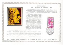 Document Artistique Philatélique Cérès N° 430 (YT N° 2094): RARE !!! - Documents De La Poste