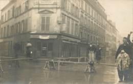 92 - Hauts De Seine - COURBEVOIE - 10109 - Carte Photo - INONDATIONS - Courbevoie