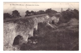 SEZANNE - Montagne Des Grottes - Sezanne