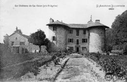 SAINT AGREVE - Le Château De La Cour - Saint Agrève