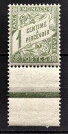 MONACO 1905 / 1919 N° 1 -  Timbre Taxe NEUF** - Taxe