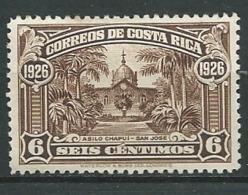 Costa Rica - Yvert N° 143 *      - Az 27409 - Costa Rica