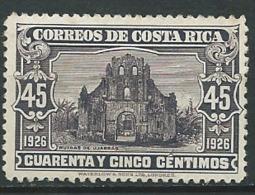 Costa Rica - Yvert N° 145 *      - Az 27411 - Costa Rica