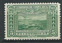 Costa Rica   - Yvert N°  159 *  ( Presque ** )     - Az 27419 - Costa Rica