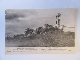 Guerre 14-18 - 1914-15 - Dans Les Dardanelles - Le Fort Napoléon - Carte Circulée En 1915 - Guerre 1914-18