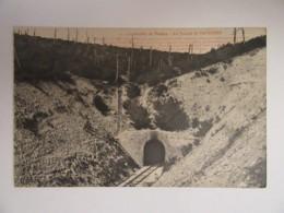 Guerre 14-18 - La Bataille De Verdun - Le Tunnel De Tavannes - Carte Non-circulée - Guerre 1914-18