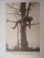 Guerre 14-18 - Officier Allemand Tué à Son Poste D'Observation - Carte Circulée En 1915 - Guerre 1914-18